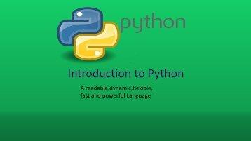 python-onine
