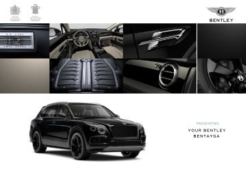 Bentley Brochure