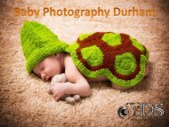 Baby Photography Durham