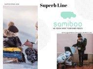 Samiboo Lookbook Winter/Spring 2018 Superb Line