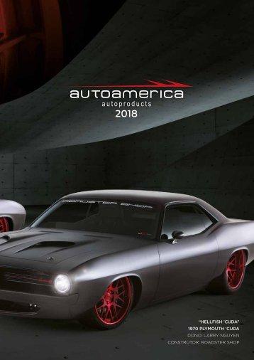 Catálogo Autoamerica 2018