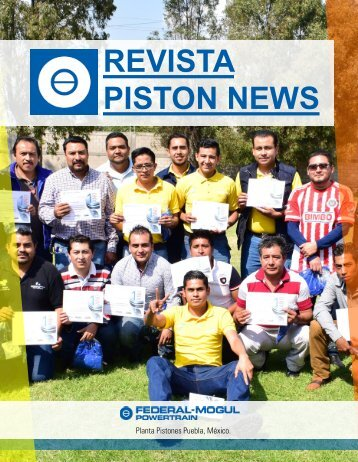 Revista Piston News número 6 2018