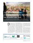 Südostschweiz Sonderbeilage – 125 Jahre Klinik Waldhaus Chur - Page 4
