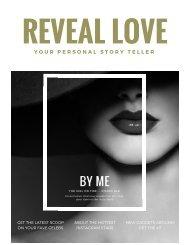 reveal love comlete