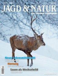 Jagd & Natur Ausgabe März 2018 | Vorschau