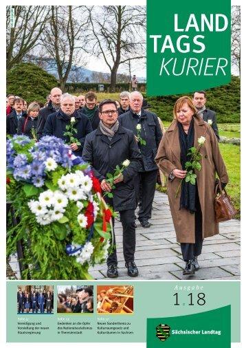 Landtagskurier, Ausgabe 1/2018