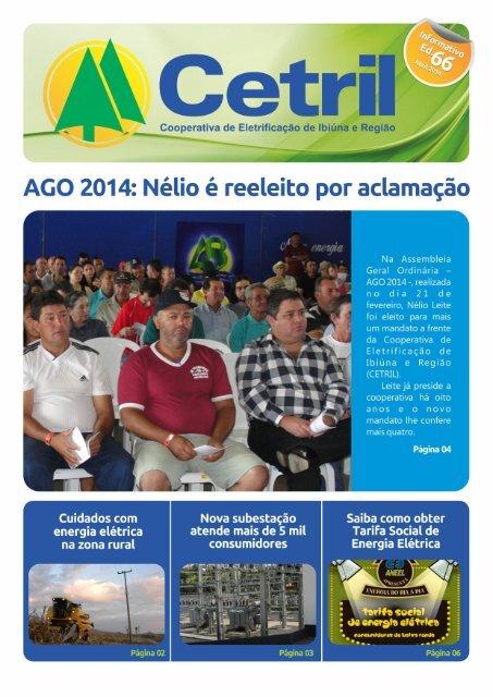 Informativo - Abril de 2014