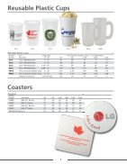 Printed Drinkware - Page 6