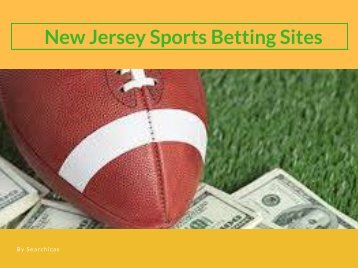 New Jersey Sports Betting Sites
