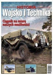 Wojsko i Technika Historia nr specjalny 2/2018 short