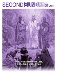HF Church Bulletin 2-25-18