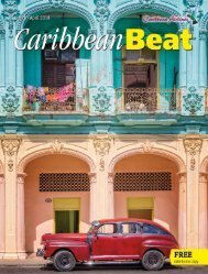 Caribbean Beat — March/April 2018 (#150)