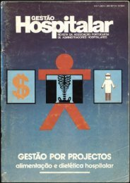 Gestão Hospitalar Nº 6/7 1984