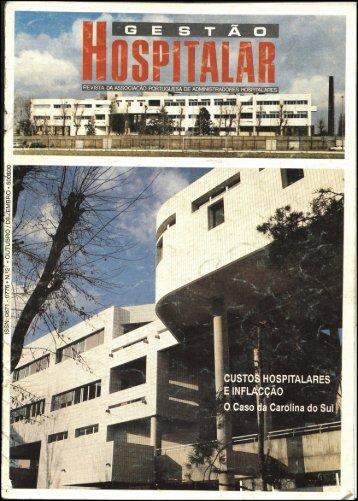 Gestão Hospitalar N.º21 1990