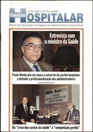 Gestão Hospitalar N.º28 1994