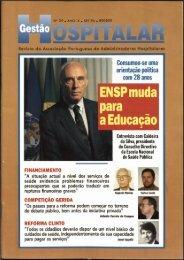 Gestão Hospitalar N.º29 1994