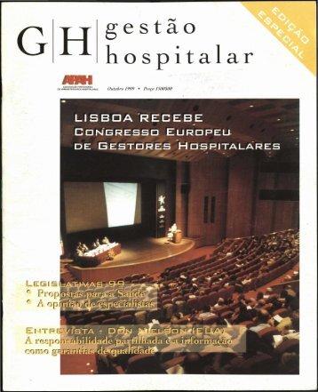 Gestão Hospitalar  1999