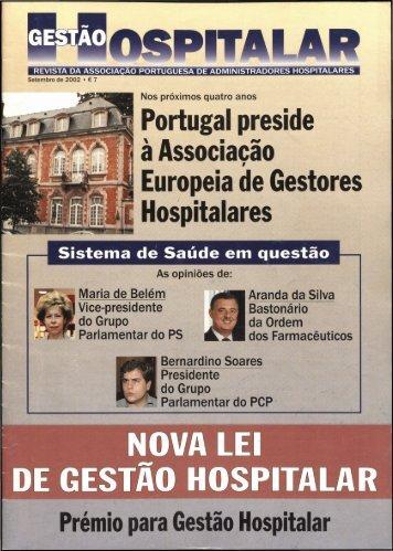 Gestão Hospitalar 2002