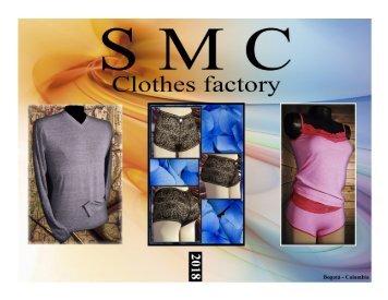 Catálogo SMC Febrero 20 de 2018
