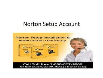 Norton my account ppt