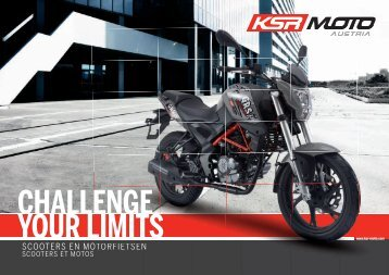 KSR MOTO 2018 België / Belgique