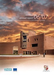 Annual Report 2006-07 (English) - Cork Institute of Technology
