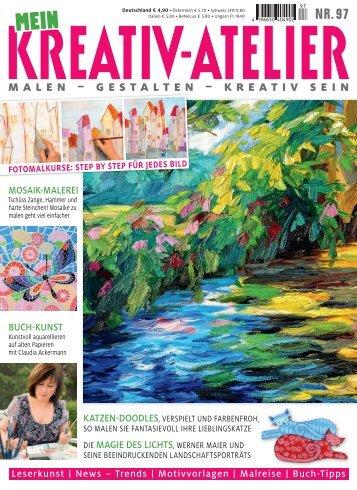 Mein Kreativ-Atelier Nr. 97/2018