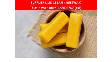 PROMO, WA : 0896 3680 0757, Jual Beeswax Pellet Malang, Jual Pure Beeswax Malang