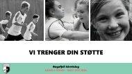 Generell sponsorpresentasjon Bogafjell IL