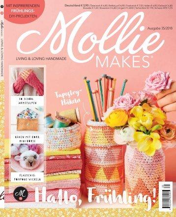 Mollie Makes Nr. 35/2018