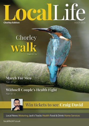 Local Life - Chorley - March 2018