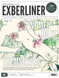 EXBERLINER Issue 169, March 2018