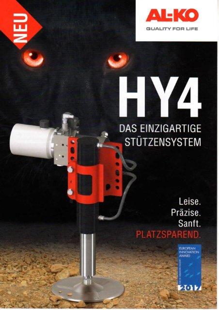 HY4 Hydraulische Stützensystme