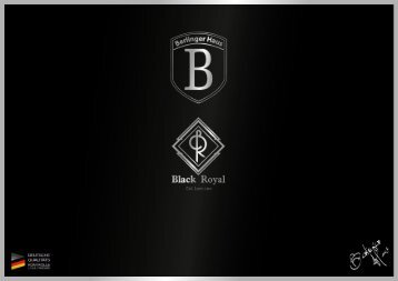 Black Royal catalogue 2018 - HR