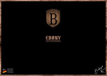 Ebony Collection catalogue 2018 - HR