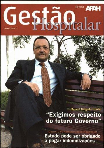 Gestão Hospitalar N.º 1 2005