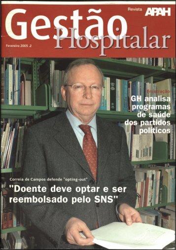 Gestão Hospitalar N.º 2 2005