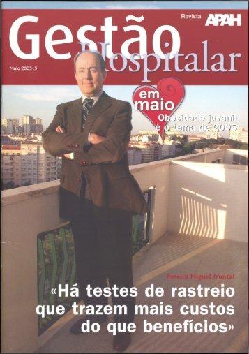 Gestão Hospitalar N.º 5 2005