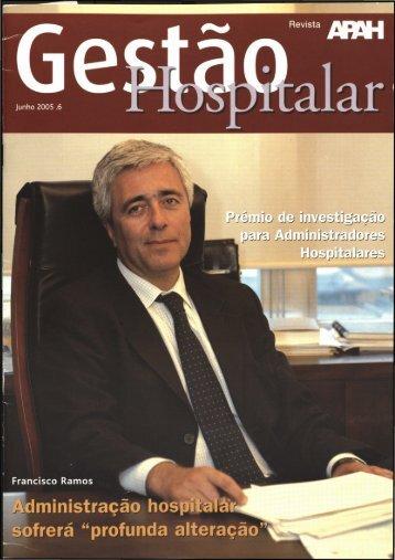 Gestão Hospitalar N.º 6 2005