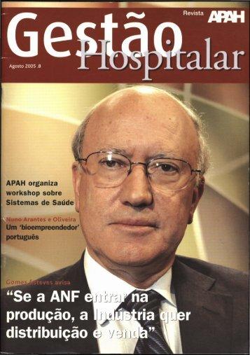 Gestão Hospitalar N.º 8 2005
