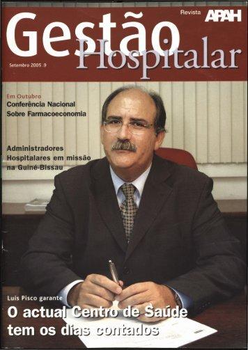 Gestão Hospitalar N.º 9 2005