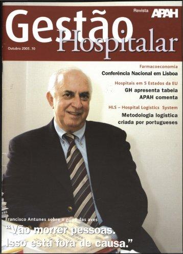 Gestão Hospitalar N.º 10 2005