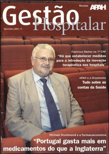 Gestão Hospitalar N.º 11 2005