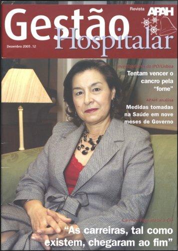 Gestão Hospitalar N.º 12 2005