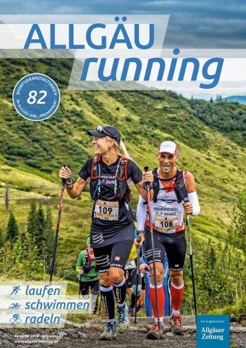 ALLGÄU running 2018