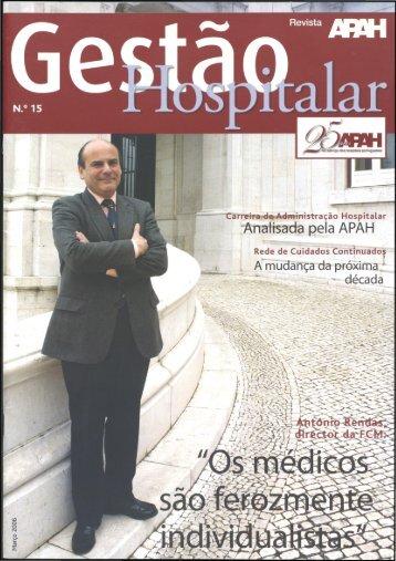 Gestão Hospitalar N.º 15 2006