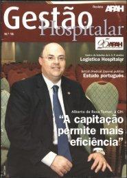 Gestão Hospitalar N.º 16 2006