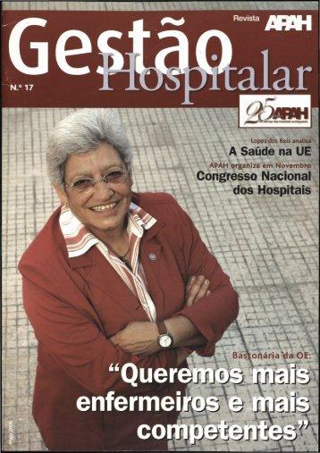 Gestão Hospitalar N.º17 2006