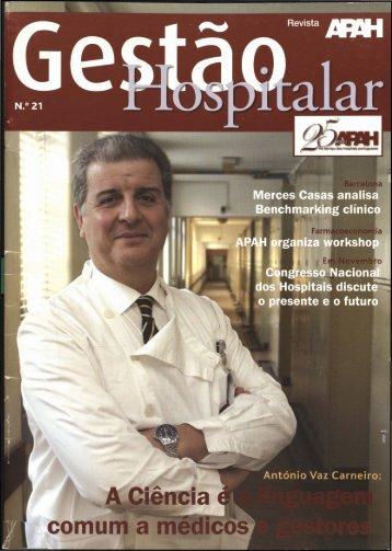 Gestão Hospitalar N.º 21 2006