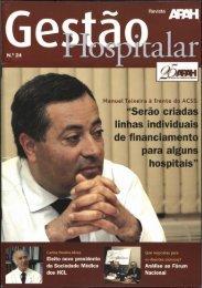 Gestão Hospitalar N.º 24 2006